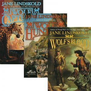 Set of Wolf Books