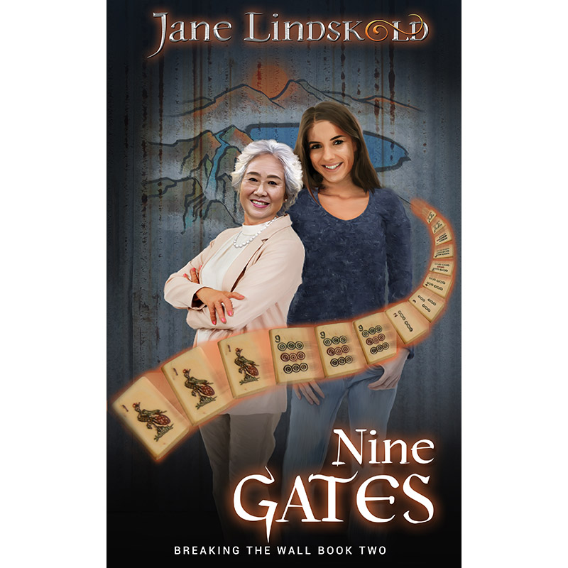 Nine Gates, Breaking the Wall